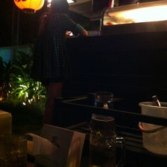 Photo taken at CHIQ Bar & Restaurant by Nut N. on 3/25/2012