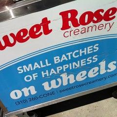 Photo taken at Sweet Rose Creamery by Liz V. on 8/27/2012