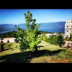 Photo taken at Sakarya Üniversitesi by Hasan T. on 7/10/2012