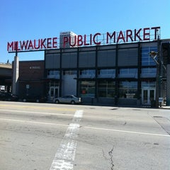 Photo taken at Milwaukee Public Market by Chris J. on 8/15/2011