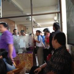 Photo taken at Kantor Dinas Kependudukan & Catatan Sipil kota Denpasar by David B. on 3/16/2012