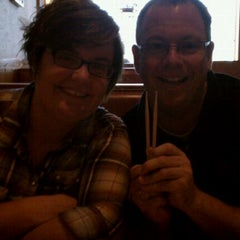 Photo taken at Izumi Japanese Steak House & Sushi Bar by Melissa P. on 9/23/2011