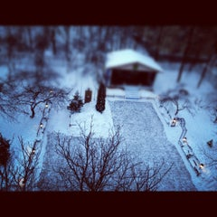 Photo taken at Школа №1205 by Yana Z. on 3/1/2012