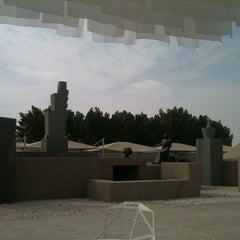 Photo taken at Mathaf: Arab Museum of Modern Art by Omar A. on 1/5/2011