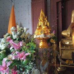 Photo taken at โรงเรียนวัดประดู่ในทรงธรรม (Pradoonaisongtham School) by พระมหาช่วง ช. on 12/27/2011