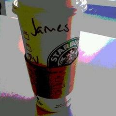 Photo taken at Starbucks by JamesB ™ on 3/15/2012