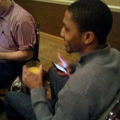 Photo taken at Sheraton Suites Old Town Alexandria by Nathaniel E. on 1/13/2012