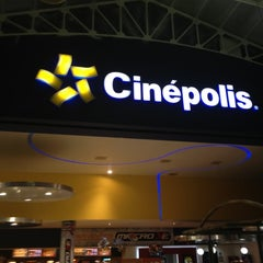 Photo taken at Cinépolis by Victor V. on 3/14/2012