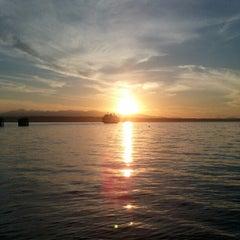 Photo taken at Brackett's Landing by Charlie C. on 8/26/2012