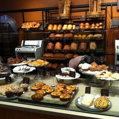 Photo taken at Panera Bread by Priscilla B. on 9/1/2012