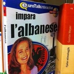 Photo taken at Biblioteca Europea by paolo m. on 1/19/2012