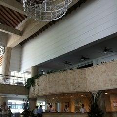 Photo taken at Hotel Las Américas Resort by Rodrigo S. on 9/2/2011