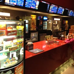 Photo taken at Aksarben Cinema by Alvino M. on 4/15/2012