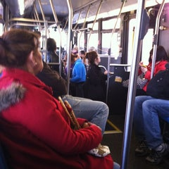Photo taken at MTA - Q33 Bus by Angelo G. on 4/2/2012