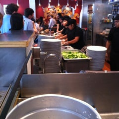 Photo taken at Chipotle Mexican Grill by Robert M. on 6/1/2012