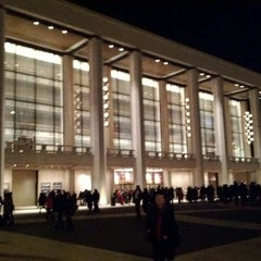 Photo taken at New York City Ballet by Nick B. on 12/27/2011