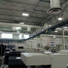 Photo taken at AT&T Corporate & Billing Production Center by Bonnie M. on 1/7/2012