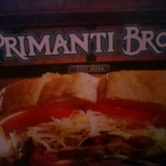 Photo taken at Primanti Bros by Stephanie H. on 2/24/2012
