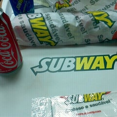 Photo taken at Subway by Alexandre N. on 11/2/2011