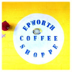 Photo taken at Epworth Coffee Shoppe by Tucker W. on 7/29/2011