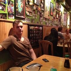 Photo taken at Yokohama Sushi by Lee H. on 4/10/2012