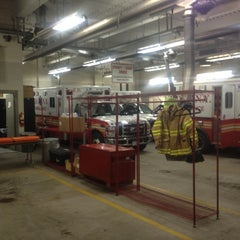 Photo taken at FDNY EMS Station 38 by David M. on 12/2/2011