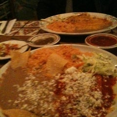 Photo taken at Azteca Mexican Restaurant by Jenny T. on 2/6/2011