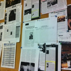 Photo taken at Cinema Libre Studio by frenchmaidrobot on 7/3/2012