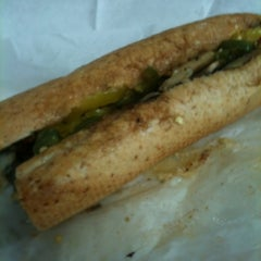 Photo taken at Tucci's Southside Subs by Laura on 6/1/2012