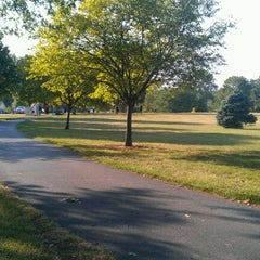 Photo taken at McNair Park by Angie S. on 8/7/2012