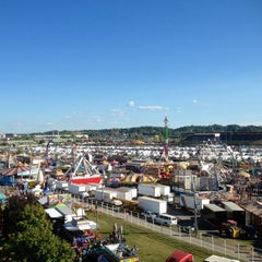 Photo taken at New York State Fairgrounds by Eilyn M. on 9/2/2012