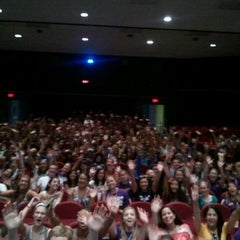 Photo taken at Grafton Stoval Theater by Tyler B. on 8/21/2011