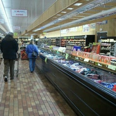 Photo taken at Woodman's Food Market by Justen P. on 11/7/2011