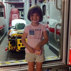 Photo taken at Baldwin Fire Dept - HQ by Maria S. on 6/19/2011