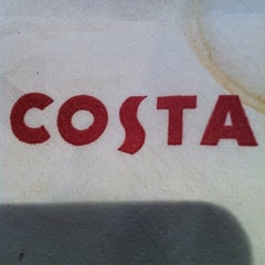 Photo taken at Costa Coffee by Ahmed R. on 8/31/2011