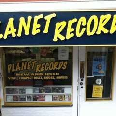 Photo taken at Planet Records by Iván F. on 2/24/2012