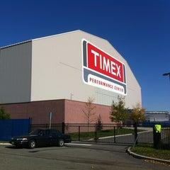Photo taken at Timex Performance Center by Erik M. on 10/17/2011