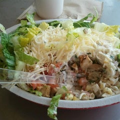 Photo taken at Chipotle Mexican Grill by Grace T. on 2/1/2012