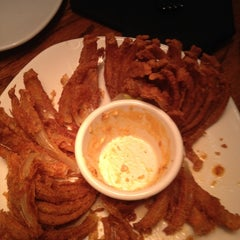 Photo taken at Outback Steakhouse by Gail G. on 4/6/2012