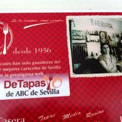 Photo taken at Bar Rosita by Carmen M. on 7/20/2011