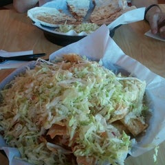 Photo taken at Global Quesadilla by Becky M. on 7/24/2012