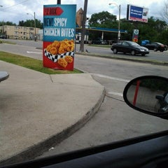 Photo taken at Checkers by Dorothy H. on 6/4/2012