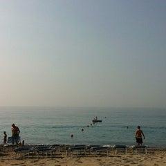 Photo taken at Bagno Atlantic by Stefania F. on 8/1/2012