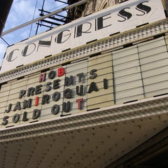 Photo taken at Congress Theater by Joe D. on 11/29/2011
