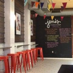 Photo taken at Jeni's Splendid Ice Creams by Ryan M. on 8/30/2012