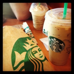 Photo taken at Starbucks by Candace J. on 4/22/2012