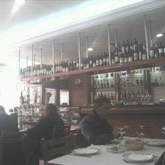 Photo taken at O Kantinho da Ribeirada by Ricardo C. on 12/25/2011