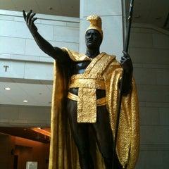 Photo taken at United States Capitol Visitors Center by Tokuyuki K. on 3/31/2012