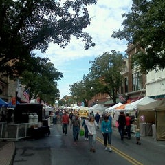 Photo taken at Bristol Rhythm and Roots Reunion by Justin F. on 9/17/2011