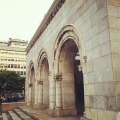 Photo taken at 서울시립미술관 (Seoul Museum of Art) by keunho P. on 8/11/2012